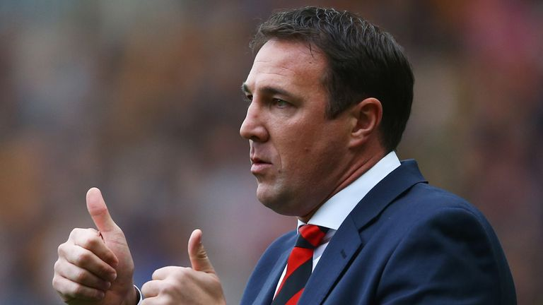 Malky Mackay: Given backing by Cardiff over transfer dealings