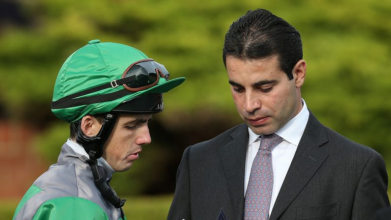 Marco Botti believes the extra time will do Dandino the world of good