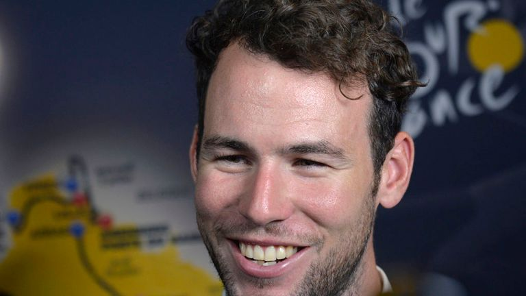 Mark Cavendish: Looking to win on home soil
