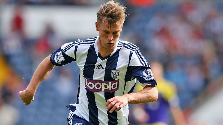 Markus Rosenberg: Failed to score a goal in 18 months at West Brom