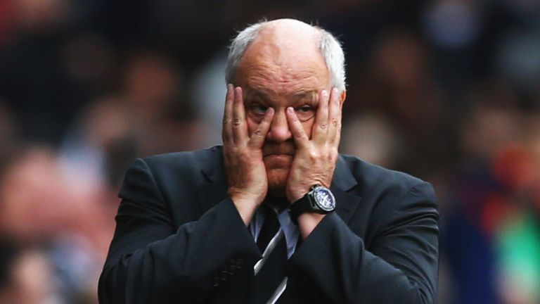 Martin Jol: Fulham boss taking nothing for granted against Palace