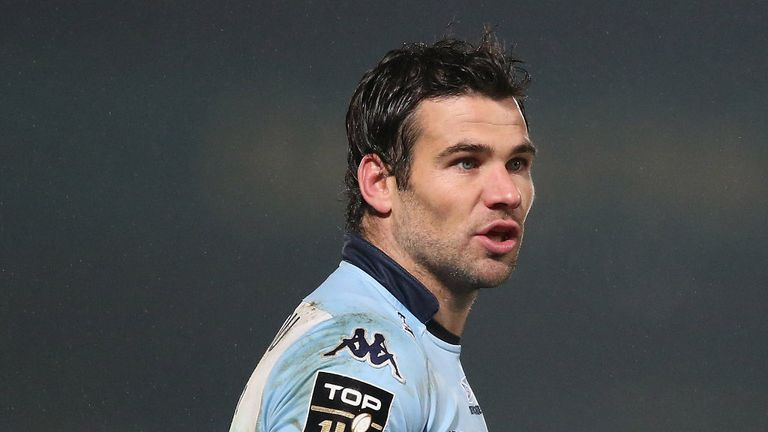 Mike Phillips: Behaviour 'treason' according to Bayonne chief
