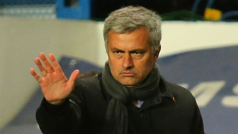 Jose Mourinho: Still upset with the Premier League fixture compilers