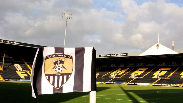 Notts County are searching for their ninth manager in four years following Chris Kiwomya's departure