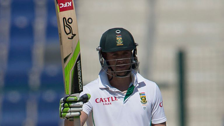 AB de Villiers: The new No 1 Test batsman after overtaking Hashim Amla