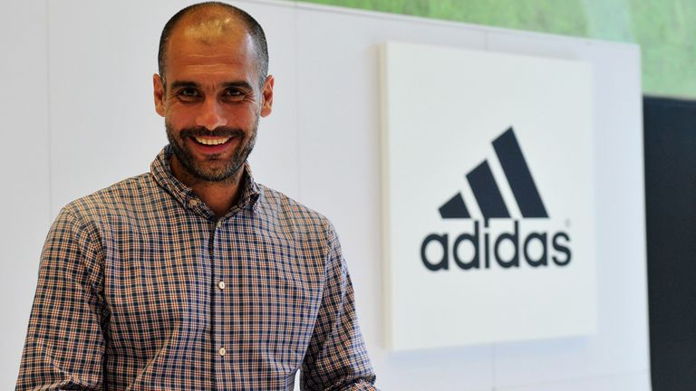Pep Guardiola: Wants his Bayern Munich side to stick together