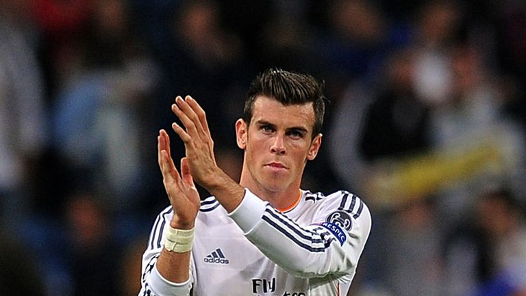 Gareth Bale: On 23-man shortlist that includes no English players
