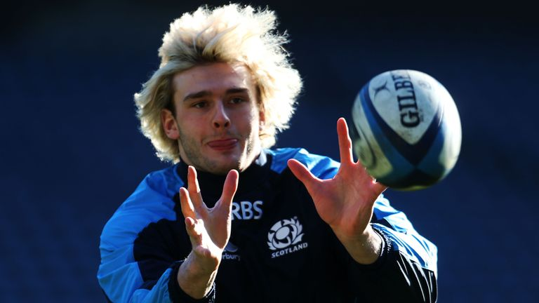 Richie Gray: Wants Scotland to lay down marker during autumn internationals