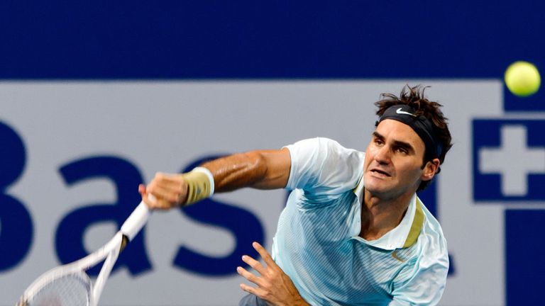 Roger Federer: Recovered from loss of first set to beat Denis Istomin