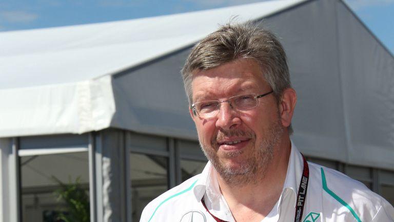 Ross Brawn: Still enjoys Formula 1 'very much'