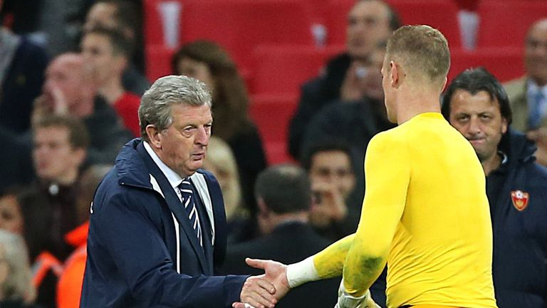 Roy Hodgson: Confident his players can finish the job against Poland