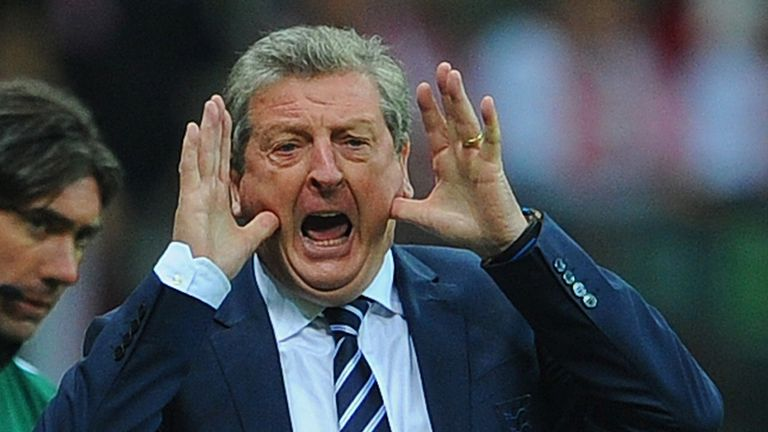 Roy Hodgson: England boss left angry by racism row