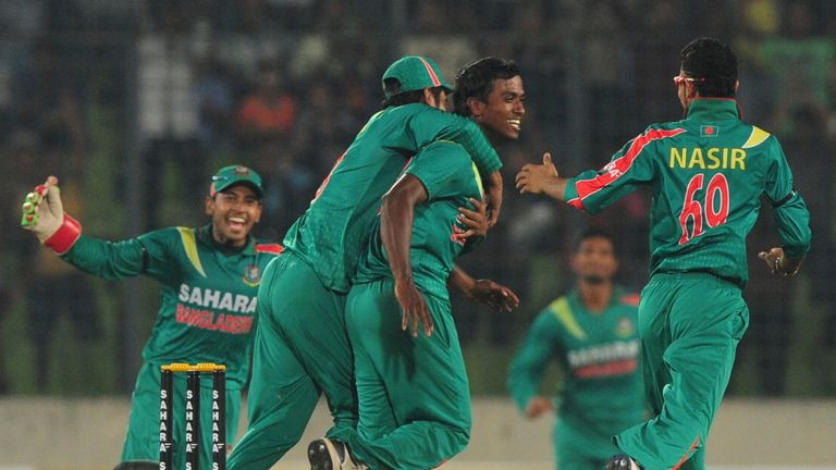 Bangladesh: Hoping to play 50 Tests over next six years