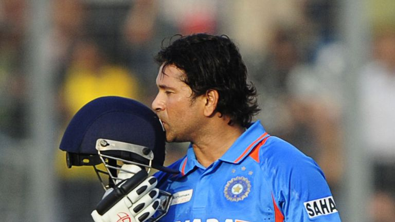 Tendulkar scored over 18,000 ODI runs