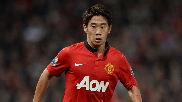 Shinji Kagawa: Wants to be playing more