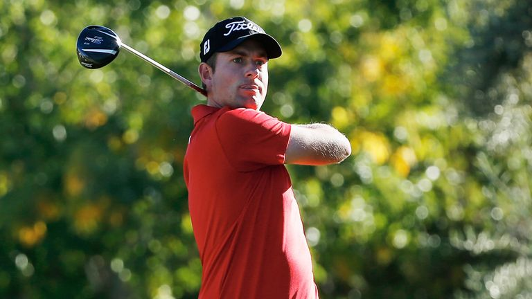 Webb Simpson: Four clear