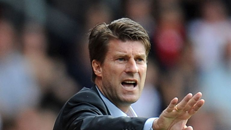 Michael Laudrup: Doesn't want his players to show any fear at Manchester City on Sunday