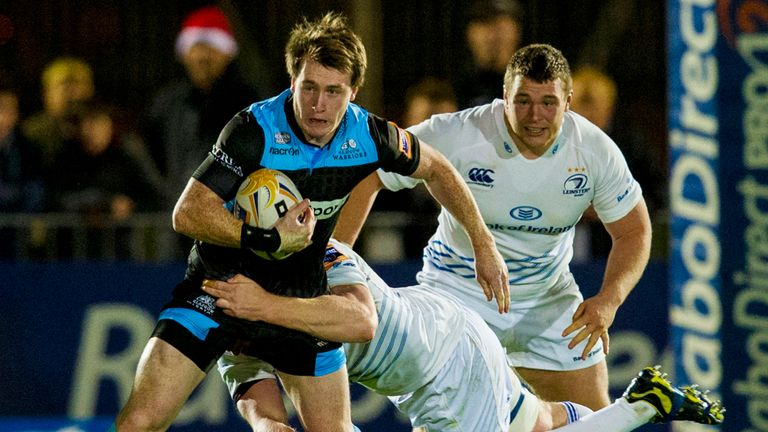 Stuart Hogg: Returns for Glasgow after six-week spell on the sidelines