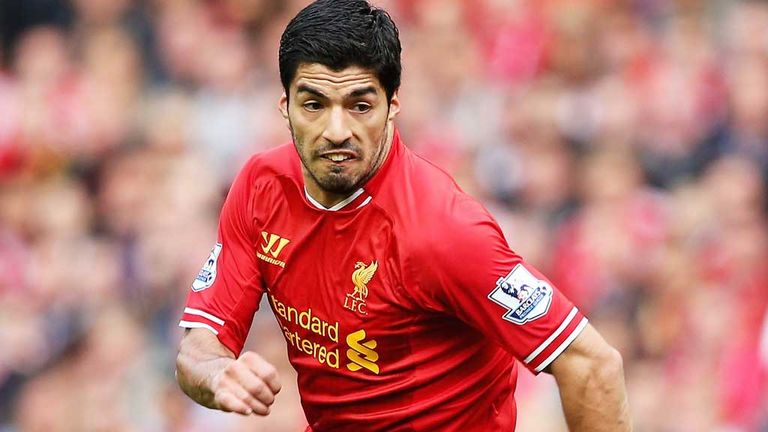 Luis Suarez: Liverpool striker has been in fine form since his return from suspension
