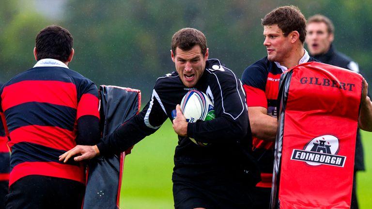 Tim Visser: No training camp for injured Scotland winger