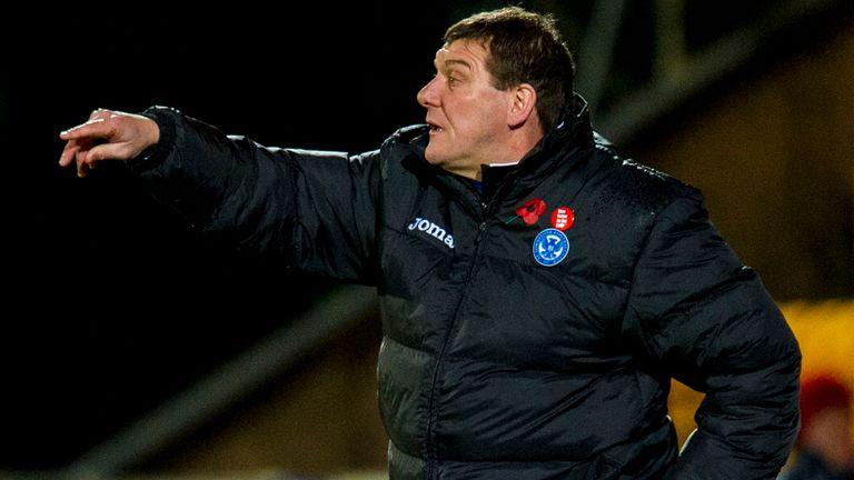 "Tommy Wright: ""We started the game well and then got sloppy after the goal."""