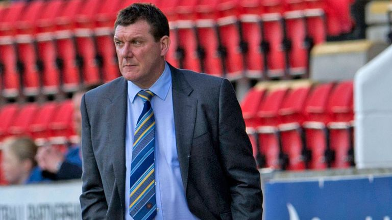 Tommy Wright: Looking at trialists