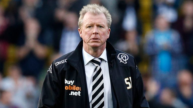 Steve McClaren: In the frame for Sky Bet Championship Manager of the Month