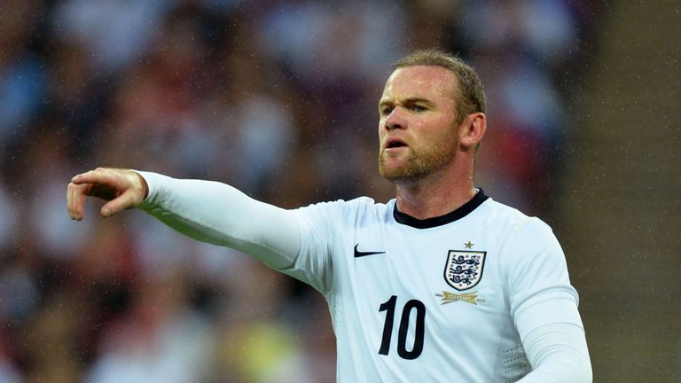 Wayne Rooney: England striker impressed by attacking options