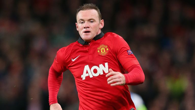 Wayne Rooney: Striker says he is in the same physical condition as he was last season