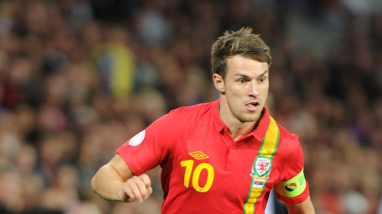 Aaron Ramsey: Key man for Wales