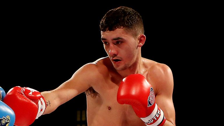 Andrew Selby: Impressive victory over Cuban