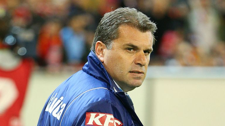 Ange Postecoglou: Melbourne Victory coach is a front runner to succeed Holger Osieck as Australian coach