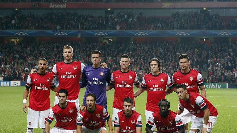 Arsenal: Could not have been handed a tougher draw, according to the odds