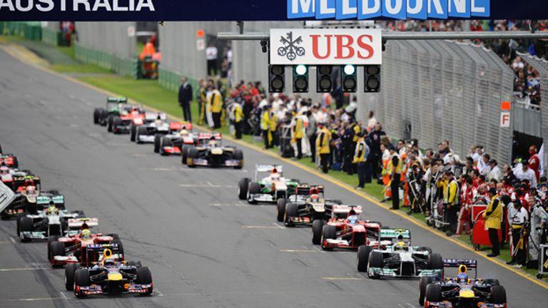 The season got underway in Australia