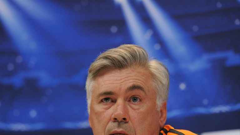Carlo Ancelotti: Thrilled with attitude of Real players