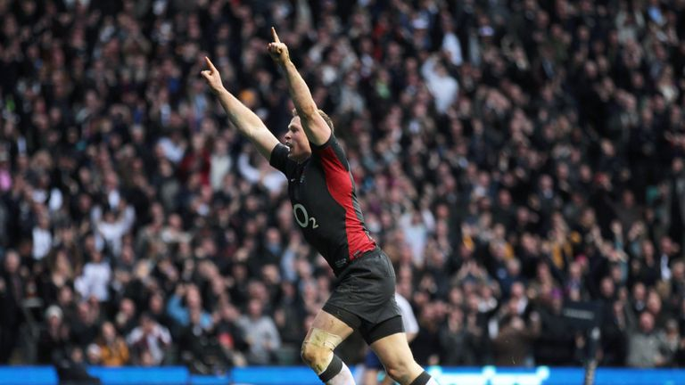 Chris Ashton: Favourite to open the scoring against Australia at Twickenham