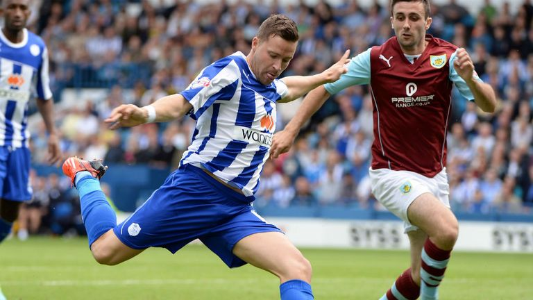 Chris Maguire: Frustrated on the sidelines at Sheffield Wednesday