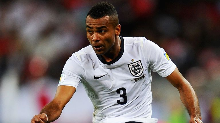 Ashley Cole: Called time on England career on Sunday