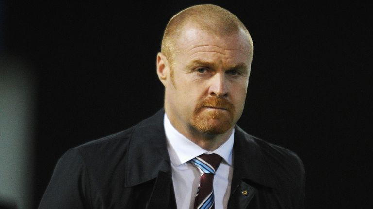 Sean Dyche: Burnley boss unhappy with decisions made during the fourth-round Capital One Cup tie