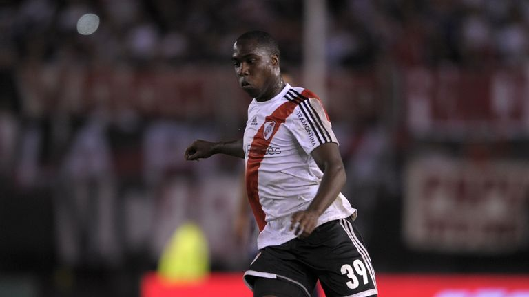 Eder Alvarez Balanta: Linked with move to Barcelona