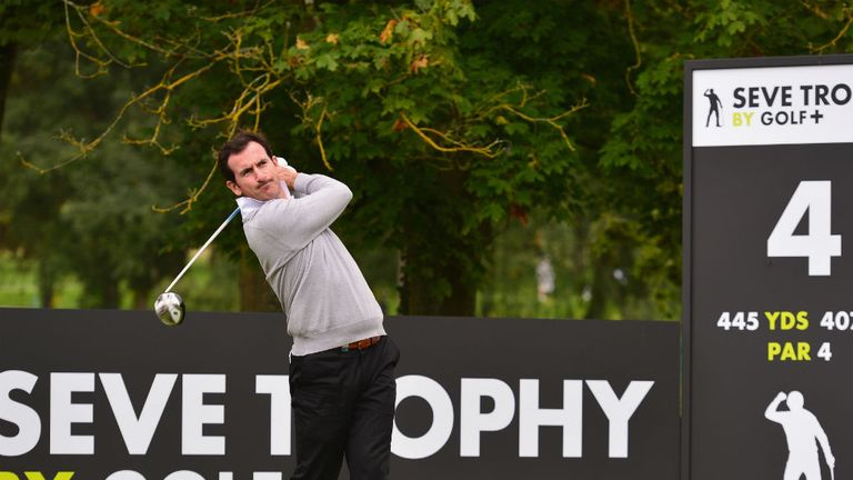 Gonzalo Fernandez-Castano: Spaniard believes Seve Trophy should be made compulsory