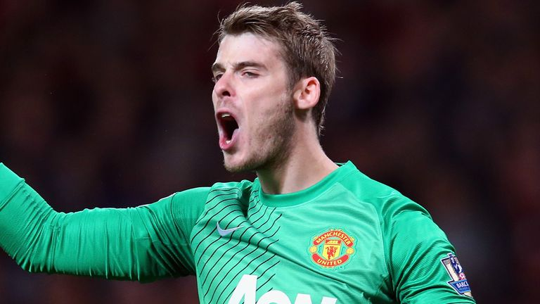 David de Gea: Manchester United goalkeeper is the best in world, according to Javier Hernandez