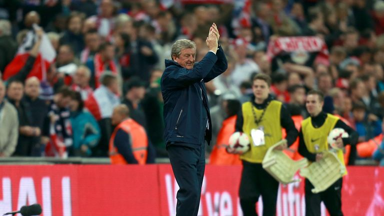 Roy Hodgson: Refusing to rule out World Cup glory in Brazil