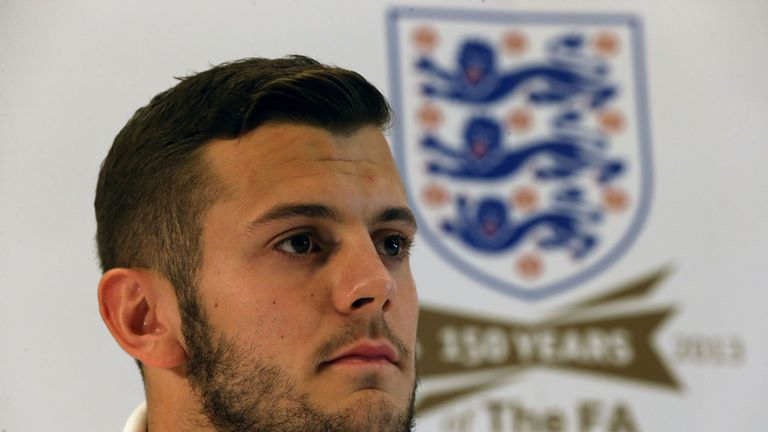 Jack Wilshere: England midfielder only wants English players in side