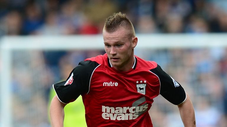 Ryan Tunnicliffe: Enjoying loan spell at Championship outfit Ipswich