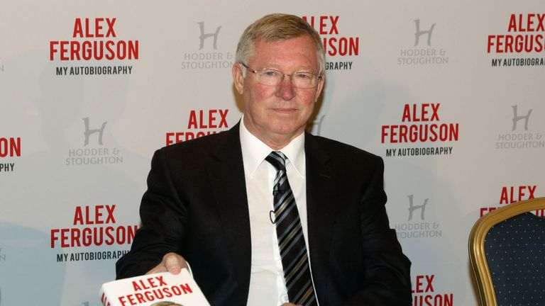 Sir Alex Ferguson: Former Manchester United manager has lifted the lid on his Old Trafford career
