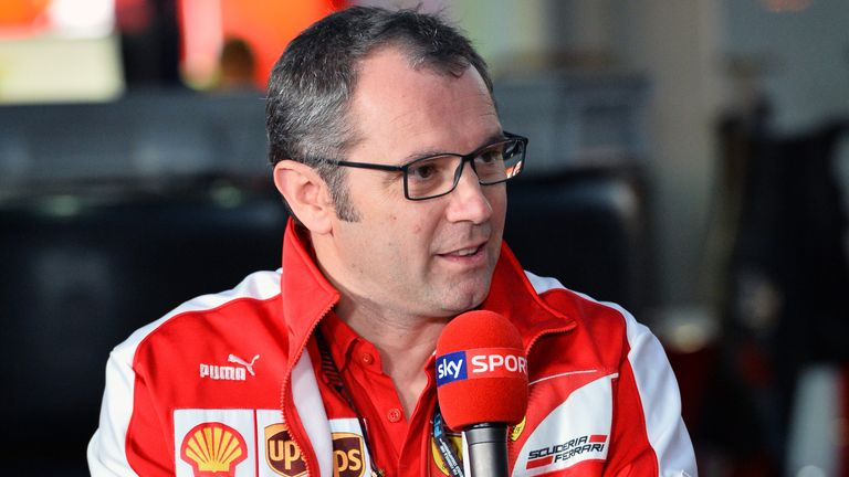 Stefano Domenicali: Hoping Ferrari can improve race pace in Japan