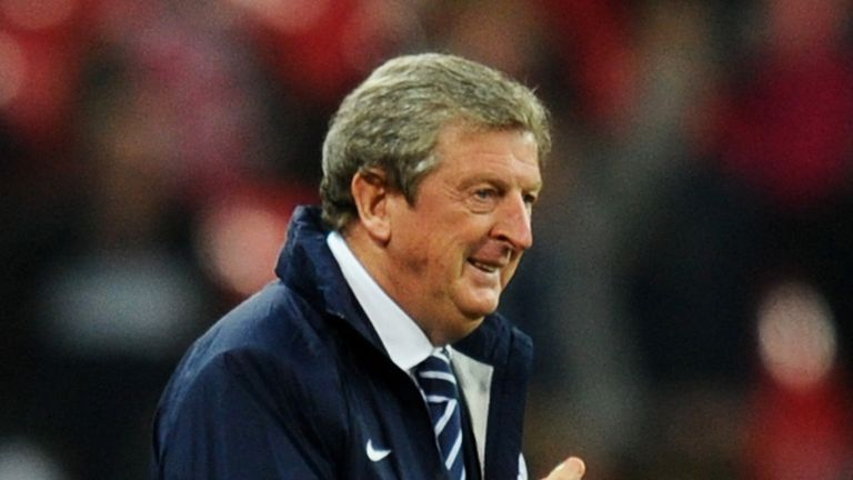 Roy Hodgson: Delighted with his England team after win over Poland