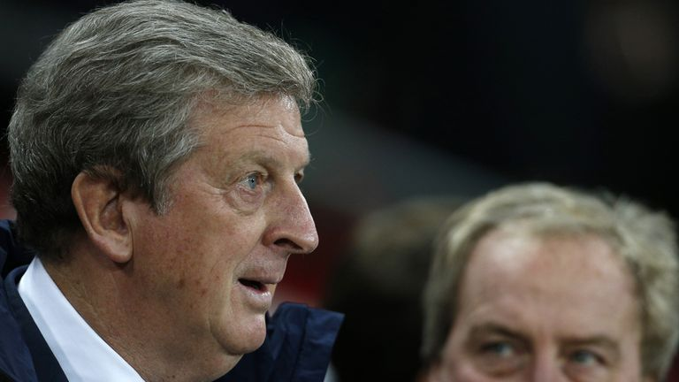 Roy Hodgson: Will lead England into next year's World Cup in Brazil