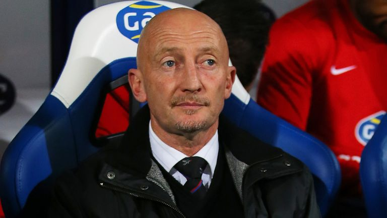 Ian Holloway: Confirmed as new Millwall boss